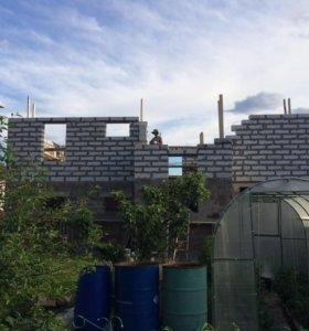 Бригада строителей каменщики плотники разнорабочи