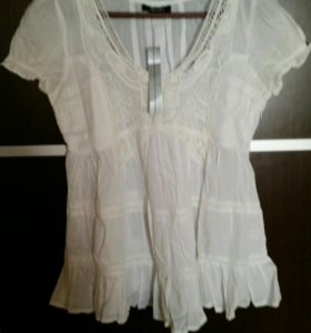 батистовая блуза