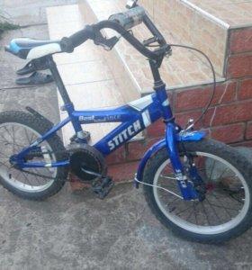 Велосипед Stitch