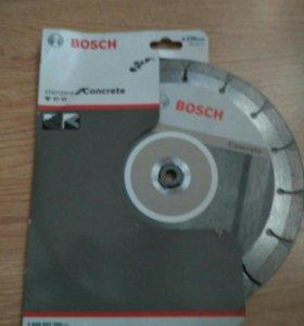 Алмазные диски Bosch диаметр 230