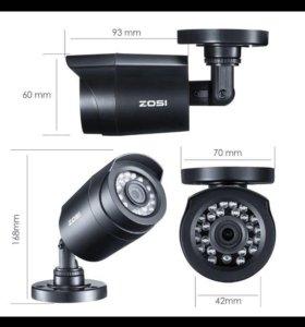 Камеры видеонаблюдения 720р