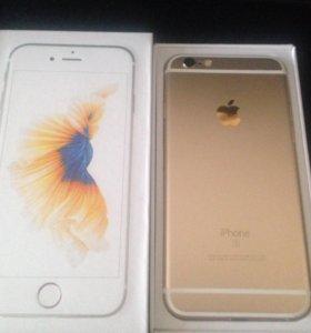 iPhone 6s 16gb Gold🍎🏆