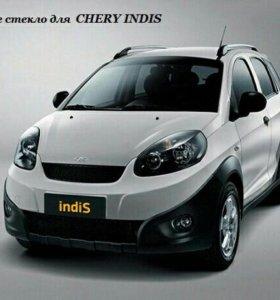 Стекло лобовое для Chery Indis S18 (2011-нв)
