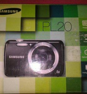 Фотоаппарат Samsung PL20