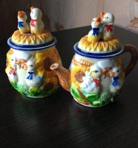 Набор чайный сувенирный