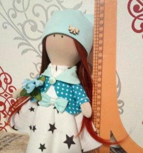 Интерьерная кукла (шью на заказ)