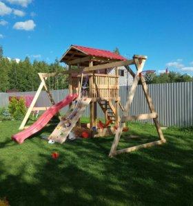 Детская площадка,городок