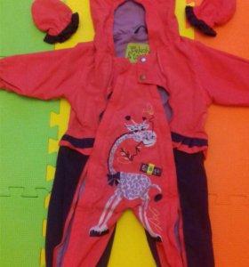 Одежда верхняя для малыша