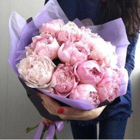 Цветы-Пионы