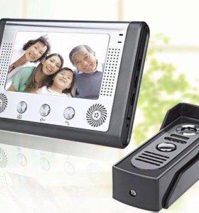 Видео-Звонок Двери Камера ночного видения