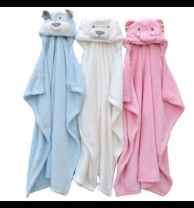 Новое полотенце для малыша