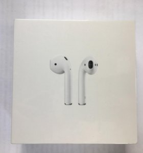 Беспроводные наушники Apple AirPods bluetooth