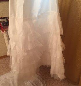 Прокат ‼️Кольца под свадебное платье,И Кринолин.