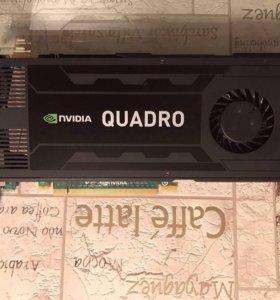 Видеокарта Nvidia Quadro k4000
