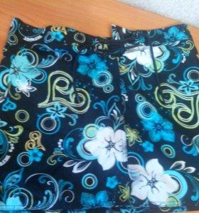 Очень красивая мини-юбка