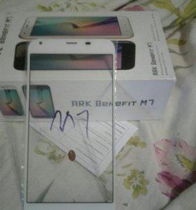 Новый тач на телефон ARK Benefit M7.