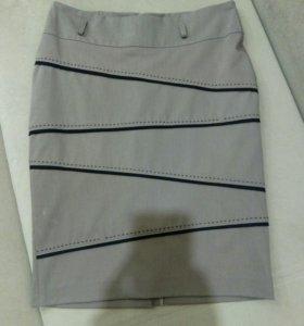 Классическая юбка карандаш
