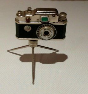 Зажигалка-фотоаппарат