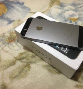 Айфон 5s 16 Space Gray
