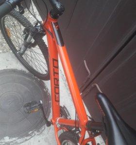 Горный велосипед CORTO crosscountry