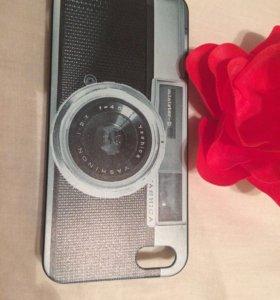Ретро Чехол на айфон 5s,5