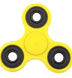 Спиннер. Желтый.