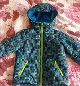 Куртка + толстовка р-р 104