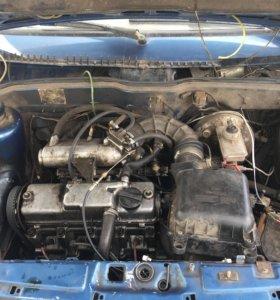 Двигатель ваз 2114-2115 инжекторный