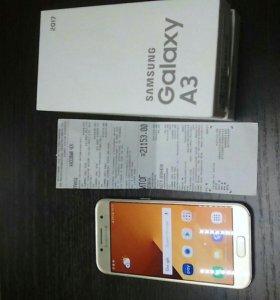 Samsung A3 (2017) новый