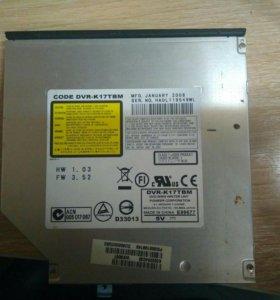 Pioneer DVD-R/RW для ноутбука