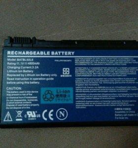 Rechargeable Battery Li-ion 4800mAh