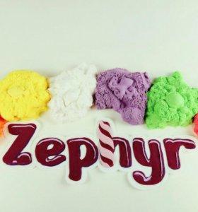 Материал для лепки Зефир