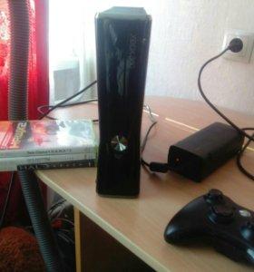 Xbox 360 Slim 500 gb, обмен на  iPhone 6