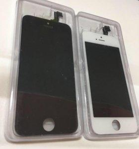Айфон 5 дисплей