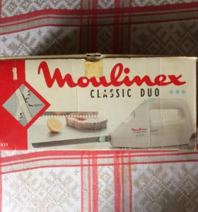 Электронож Moulinex