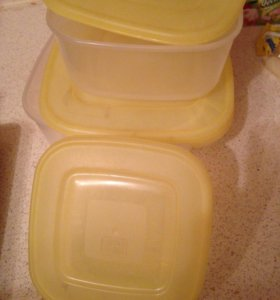 Набор контейнеров , 3 в 1