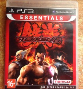 Tekken 6 для PlayStation 3