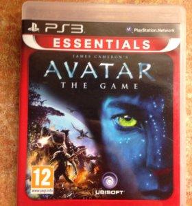 AVATAR , игра для PlayStation 3