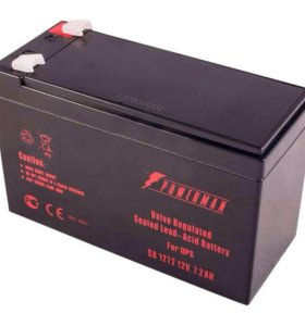 Аккумулятор для эхолота 7а/ч
