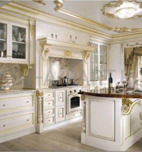 Кухонный гарнитур новый на заказ
