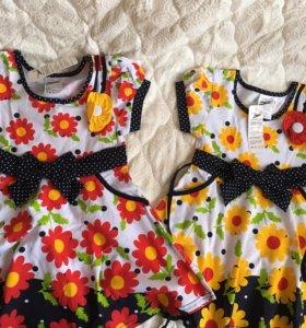 Платье для девочки (1-2 г)