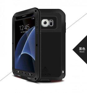 Защитный чехол Love mei для Samsung S7