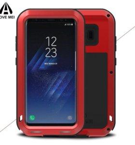 Защитный чехол для Samsung S8/ S8 plus - love mei