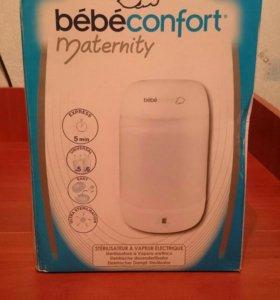 Новый электрический стерилизатор Bebe Confort.