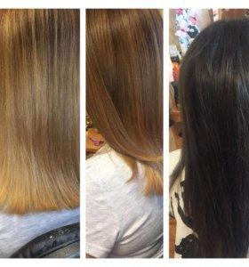 Балаяж-меллирование ,услуги парикмахера