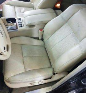 Покраска кожаных рулей и сидений авто