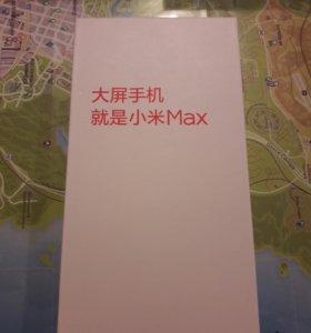 Xiaomi Mi MAX 3gb+64Gb new