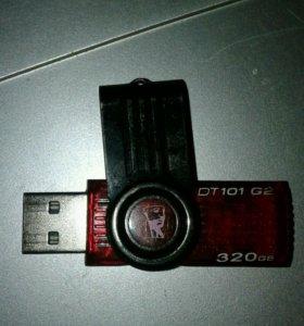 Флеш карта (flash drive)
