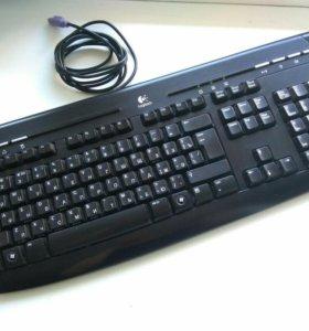 Клавиатура Logitech Internet 350