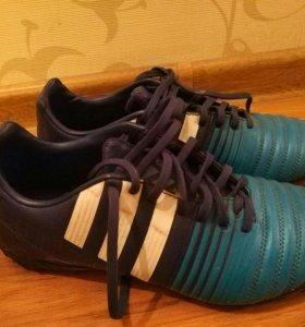 Футбольные бутсы(шиповки) adidas nitrocharge 3.0.